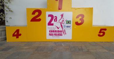 Corrida Feminina acontece com sucesso neste domingo em Vilas do Atlantico