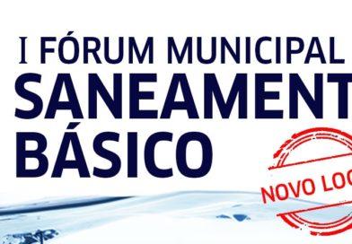 CERIES participa de Fórum que debate Plano Municipal de Saneamento Básico em LF – BA