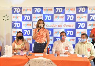 AVANTE REGISTRA 32 CANDIDATURAS PARA VEREADORES EM LAURO DE FREITAS