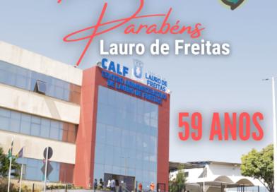 ANIVERSÁRIO DE LAURO DE FREITAS – Um Pouco da sua história